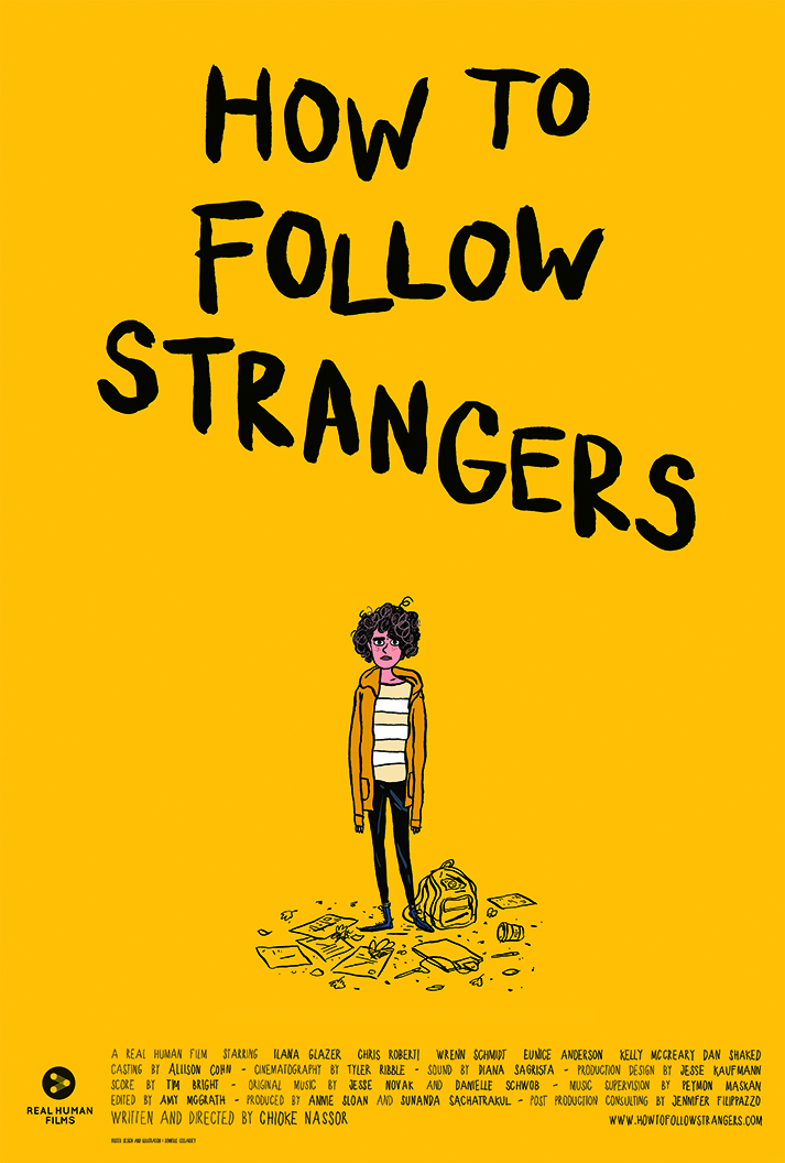 How to Follow Strangers Poster